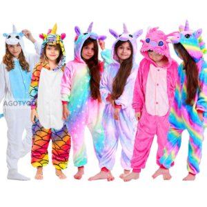 Cute pyjama à divers motifs